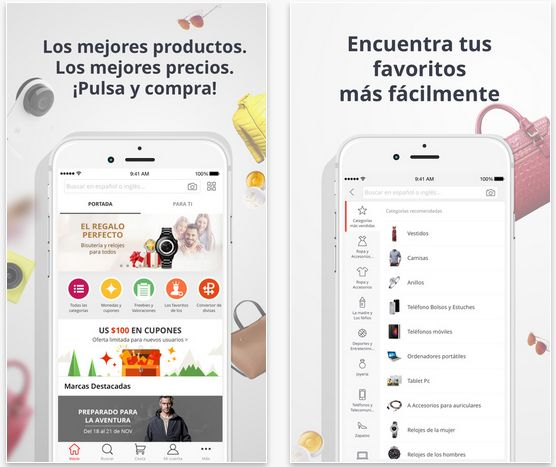 aliexpress ios